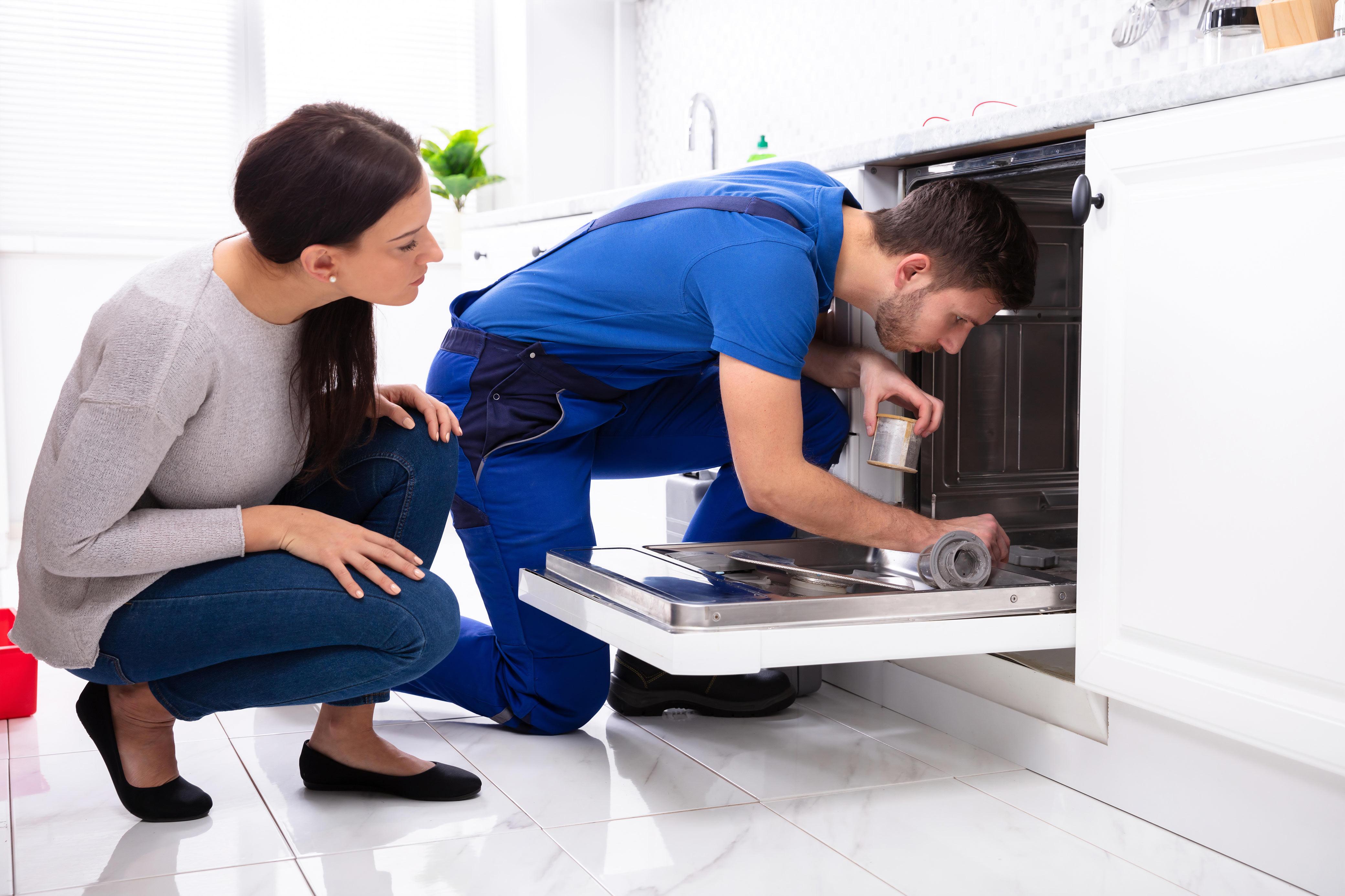Servicio técnico de lavavajillas